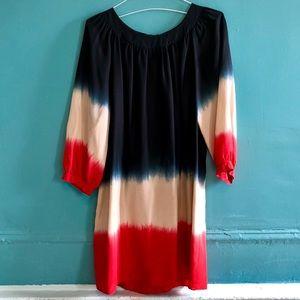 Gorgeous Michael Kors Watercolor Dress